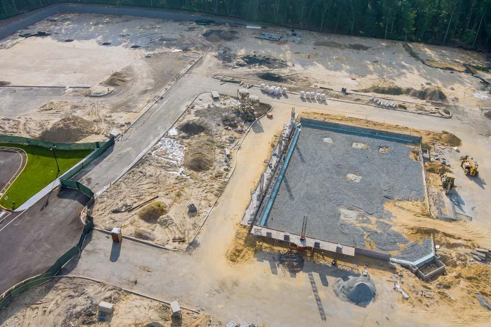 Analyse des sols avant construction