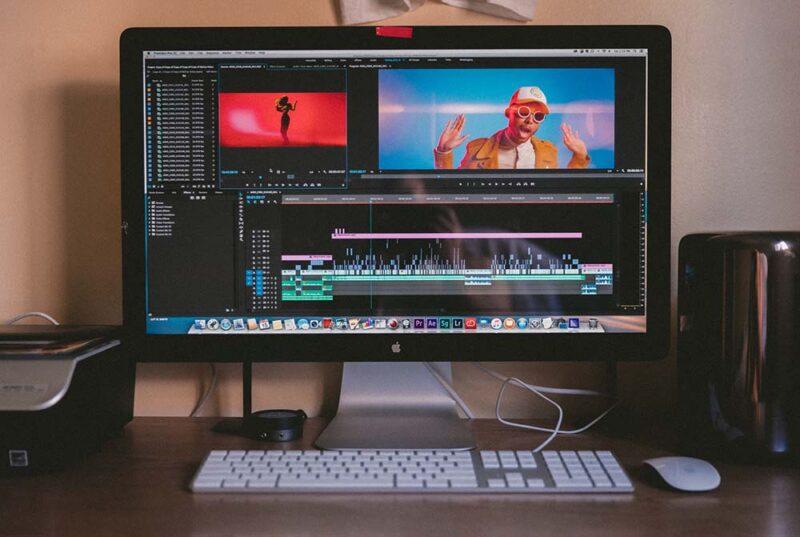 Logiciel Vidéo Motion Design